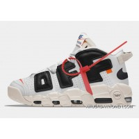 2017 Off-White X Nike Air More Uptempo Free Shipping