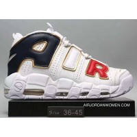 Nike Air More Uptempo USA Basketball Team Champion QS AIR AIR 414962-10842 36-45 Super Deals