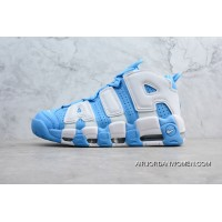 Nike Air More Uptempo 96 QS AIRAIR Blue Men For Sale