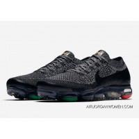 Free Shipping Nike Air Vapormax Bhm Black/White/Pale Grey/Metallic Gold