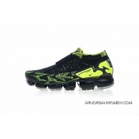 German Functional Brand Founder Collaboration Again ACRONYM X Nike Air VaporMax Moc 2 Sets Of Feet That Steam Zoom Air Jogging Shoes Black Green Darts AQ0996-007 Top Deals
