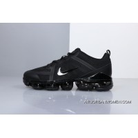 Men Shoes 19Ss Season Nike VaporMax Three Layers Mesh 2019 Translucent Upper Zoom Air Jogging Shoes AR6631-012 New Release