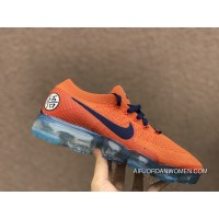 Nike Lab Air Vapormax Flyknit Dragonball ID Customized AA3858-102 Limited Edition Small Size New Year Deals