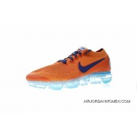 Dragon Ball Z X Nike Air VaporMax Flyknit 2.0 W 2.0 Zoom Air All-match Jogging Shoes2.0 Wukong Orange Navy Blue AA3858-102 Outlet