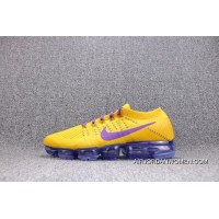 Nike Air VaporMax Flyknit 2018 2.0 Zoom Air Dragonball ID Customized Limited Edition AA3858-104 Men Shoes 19 New Release
