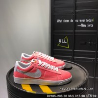 Nike Blazer Low Le Summer Mesh Contracted Sneakers DP185-208 New Year Deals