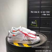 OFF-White X Nike Blazer Low Collaboration Publishing Mesh Sneakers White Top Deals