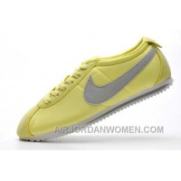 Nike Cortez Womens Yellow Black Friday Deals 2016[XMS1867] Online RwbwEr
