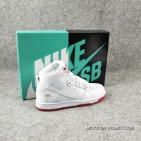 Nike Dunk Sb Zoom Qs AH9613 High Pro-116 White Red Scratch High White Palm Super Deals