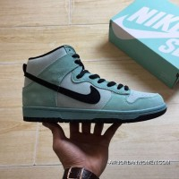 Nike Dunk High Pro Sb High Ice Blue And High Quality Raw Materials Air Max Zoom Size Model 305050-301 Online