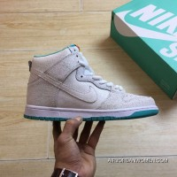 Nike Dunk High Premium Sb Flamingos 10 High Quality Raw Materials Air Max Zoom Size Model 313171-117 New Release