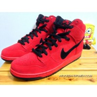 NIKE DUNK HIGH PRO SB Hell Men Jue 305050-600 Best