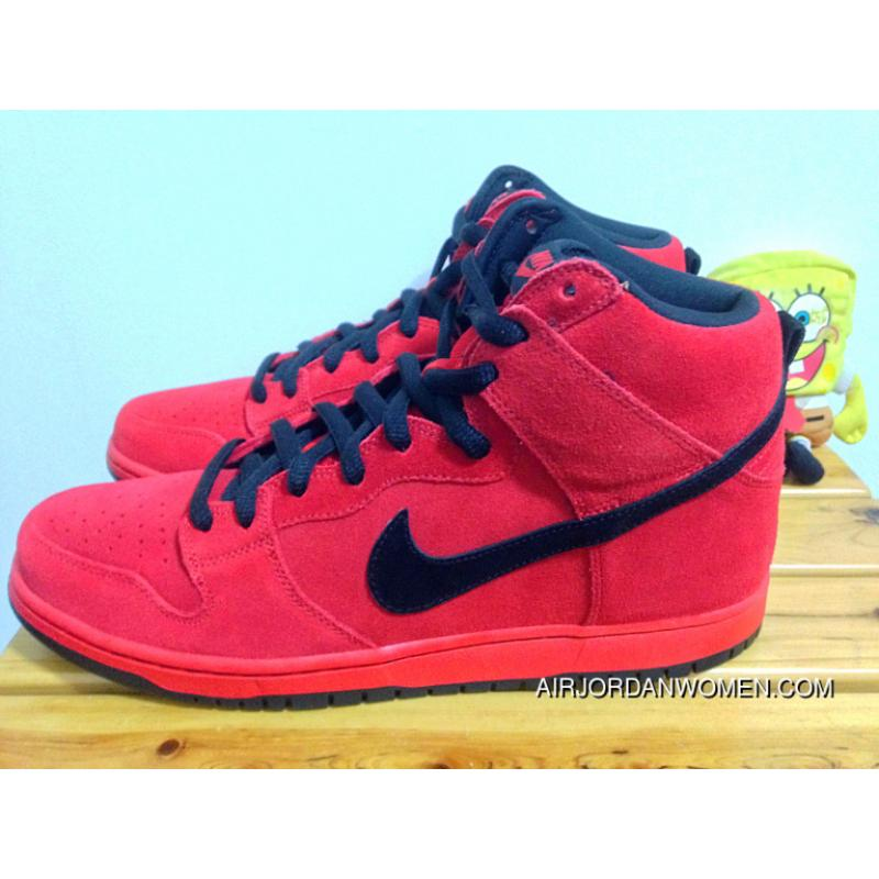 super popular 17512 4855d ... NIKE DUNK HIGH PRO SB Hell Men Jue 305050-600 Best ...