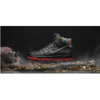 Nike Dunk High SB Gasparilla Spot Limited Pirates 313171-028 Outlet