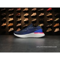 400 NIKE React AQ0067 React AQ0070 002 Foamposite Particles Woven Running Shoes For Sale