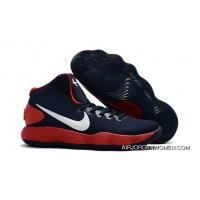 Free Shipping > Nike Hyperdunk 2017 EP Obsidian Red Shoes