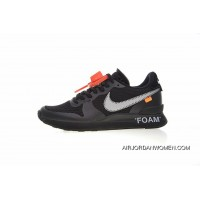 Nike Women Shoes And Men Shoes Creative Be Offwhite X Internationalist LT17 Internationalist Series Nestle 17 Version Of Retro All-match Jogging Shoes Dark Grey Red 872087-06217 Latest