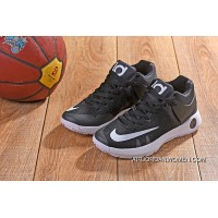 623# KD TREY 5 Iv BLACK WHITE New Year Deals