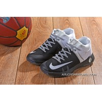 623# KD TREY 5 Iv BLACK ASH GREY New Release