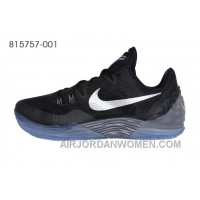 Nike Zoom Kobe Venomenon 5 Black Grey Silver Top Deals XQiGe