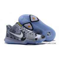 Outlet Nike Kyrie Irving 3 Cool Grey/Sail-Black