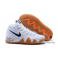Latest Nike Kyrie 4 Uncle Drew Basketball Shoes