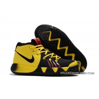 Nike Kyrie 3 Mamba Mentality Bruce Lee Tour Yellow/Black To Buy Best