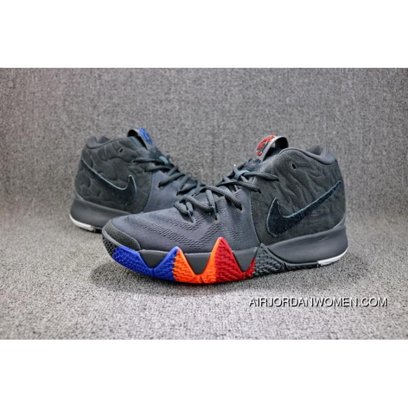 92b62dcbe577 ... Nike Kyrie 4 Owen 4 Year Of The Monkey Birthday Special Limited Men  Shoes 943807- ...