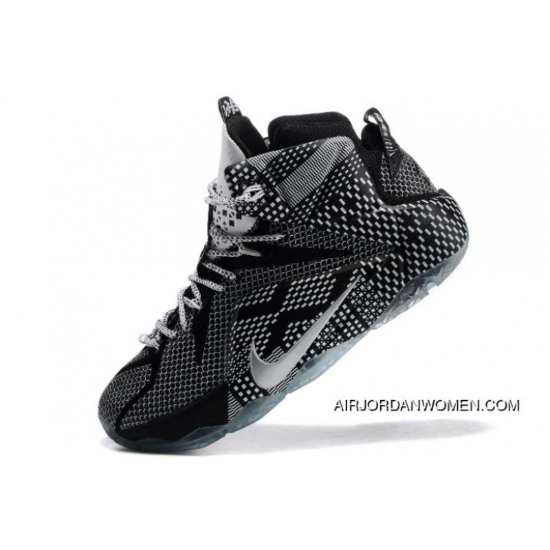newest collection 078b9 871cb Nike LeBron 12