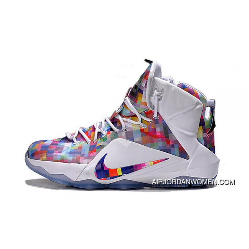 low priced 2b593 8fe28 Nike LeBron 12 Ext