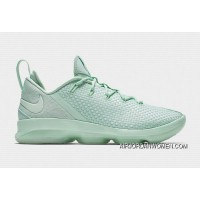 Nike LeBron 14 Low Mint Foam 878635-300 Men S Sneakers Copuon