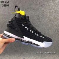 Men Nike LeBron 16 Basketball Shoes SKU 201071-806 New Release