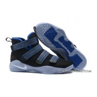 2017 Nike LeBron Soldier 11 Steel Shoes Hot Free Shipping