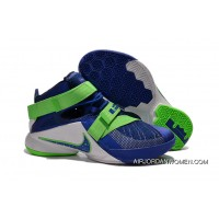 Nike Lebron Soldier 9 Basketball Shoe Top Deals