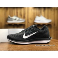 Nike ZOOM WINFLO LUNAREPIC 5 V5 Built-in ZOOM Correct Colorways AA7406-001 Outlet