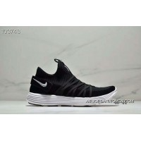Nike LunarGlide 4.5 Black For Sale