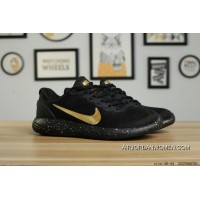 Nike LunarGlide 9 Black Gold New Style