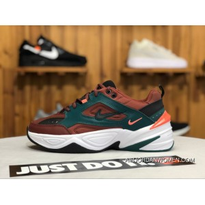 Nike Air M2K Tekno AV4789-200 Men Top Layer Winter 2018 New Style