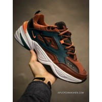 New Colorways Nike M2K Tekno Retro Fashion M2K Tekno Retro Fashion All-Match Dad Sneakers Clunky Sneaker Dad Shoes Online