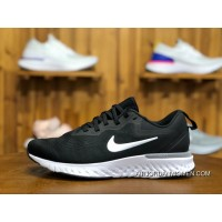 React Jacquard Nike ODYSSEY REACT Women And Men Sport Cushioning Running Shoes AO9819-001 Size Outlet