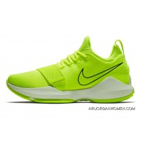 Nike Pg 1 Mid Volt Basketball Shoes Latest