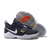 Nike Zoom Pg 1 Shoes Nike Zoom Pg 1 Pacers Basketball Shoes Discount