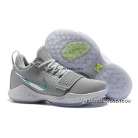 Nike Zoom Pg 1 Shoes Nike Zoom Pg 1 Grey Colorful Basketball Shoes Outlet