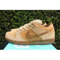 Nike SB Dunk Low Reverse Reese Forbes Wheat883232-700 Top Deals