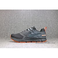 Nike ZOOM SPAN2 LUNAREPIC Small Apple 2 Running Shoes Men Shoes 921703-001 New Style