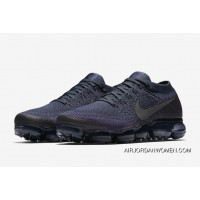 Nike Air Vapormax College Navy And Dark Grey-Night Purple Latest