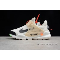 NIKE Sock Dart OFF-WHITE Joint White 3830-003 Women Shoes And Men Shoes Outlet