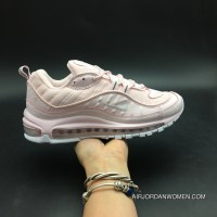 Nike Air Max 98 Participants In God Pink Zoom Running Shoes SKU Siz AJ6302-60013 New Year Deals