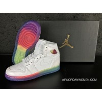 Women Sneaker Air Jordan 1 Retro SKU:182638-237 New Release
