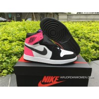 Women Air Jordan 1 GS Valentines Day SKU:360235-221 New Style
